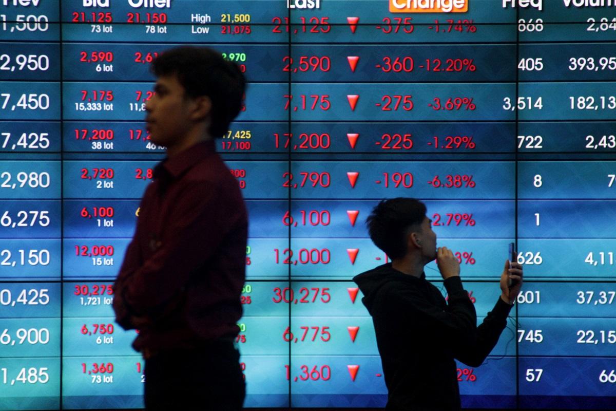 investasi saham untuk pemula || Perdananews Finance