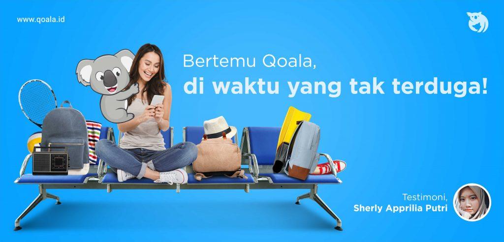 Ilustrasi asuransi perjalanan yang klaimnya bisa dilakukan via Qoala.app.