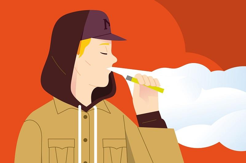15 Bahaya Rokok Elektrik Bagi Kesehatan, Wajib Kamu Waspadai