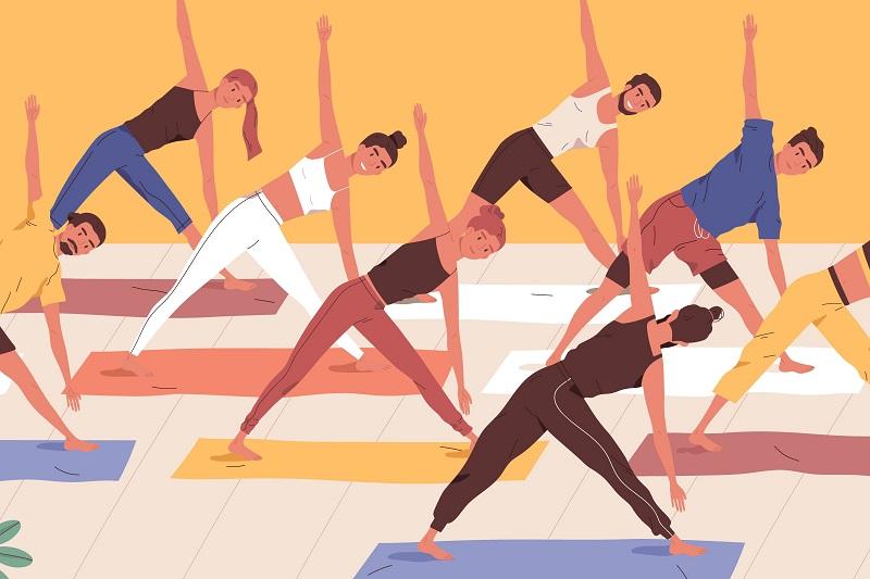 Olahraga Yoga: dari Manfaat, Jenis, hingga Gerakan Dasar