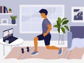 20 Olahraga di Rumah, Tetap Sehat Walau Tak ke Mana-mana