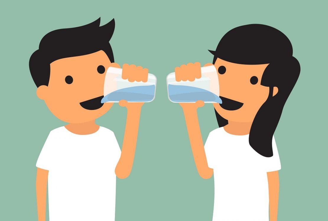 23 Manfaat Minum Air Putih Hangat Bagi Kesehatan