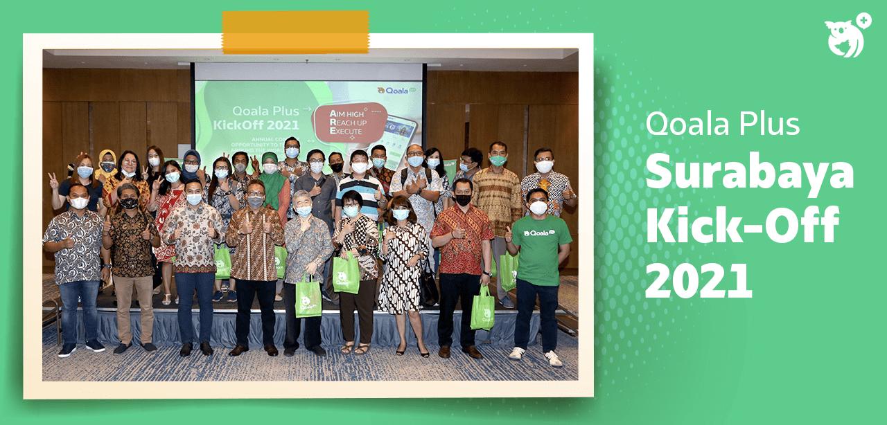 Qoala Plus Surabaya sebagai Poros Penjualan Asuransi Digital untuk Indonesia Timur