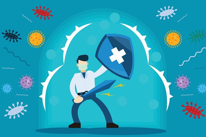 17 Cara Meningkatkan Imunitas Tubuh agar Tidak Mudah Sakit
