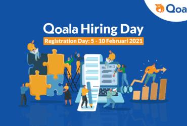 Qoala Hiring Day 2021