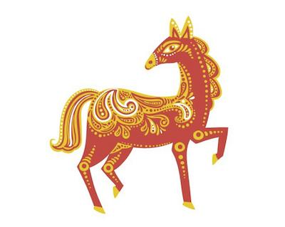 Ilustrasi Ramalan Shio Kuda di Tahun 2021