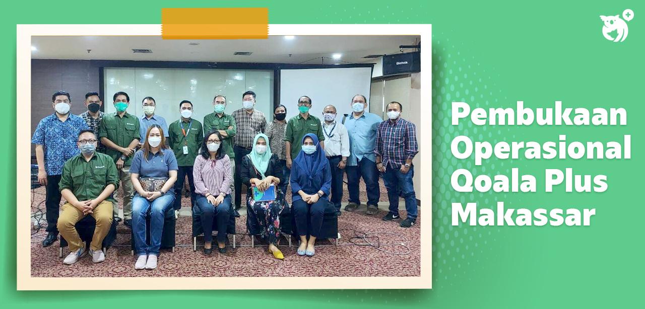 Qoala Plus Dekatkan Masyarakat dengan Layanan Asuransi Digital di Makassar