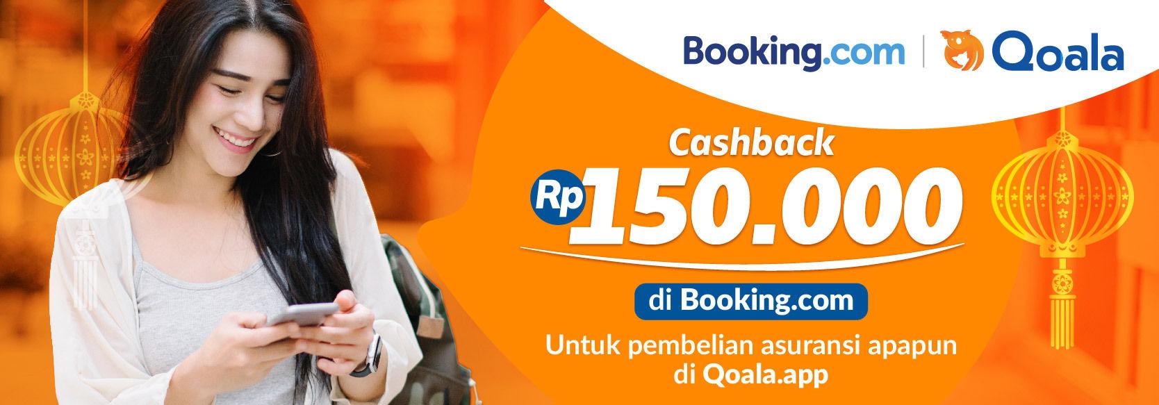 Qoala x Booking.com