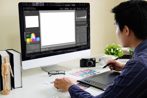 Jasa Graphic Designer atau Desain Grafis dari Rumah