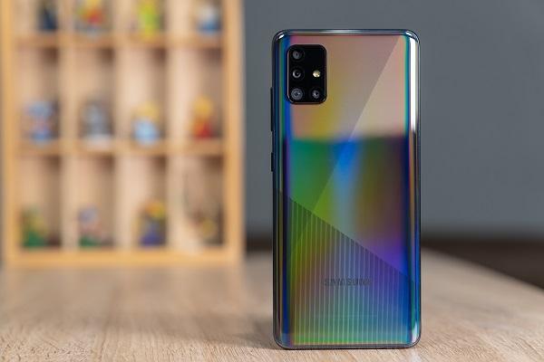 Ulasan Rinci Smartphone Samsung A51