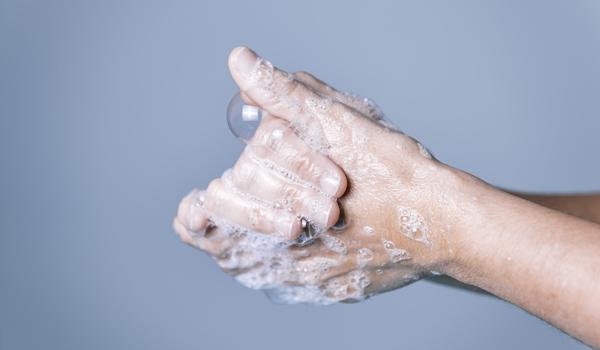 pentingnya cuci tangan