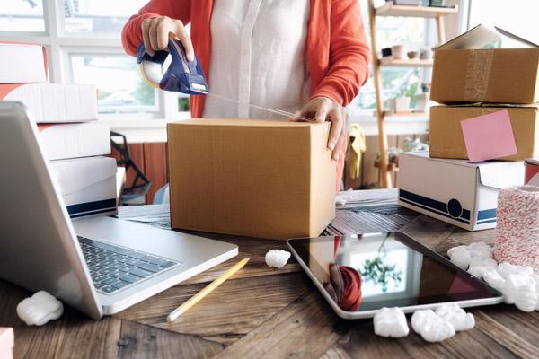 cara mendapatkan uang dari hp dengan buka toko online - Cara Mendapatkan Uang dari HP yang Wajib Dicoba