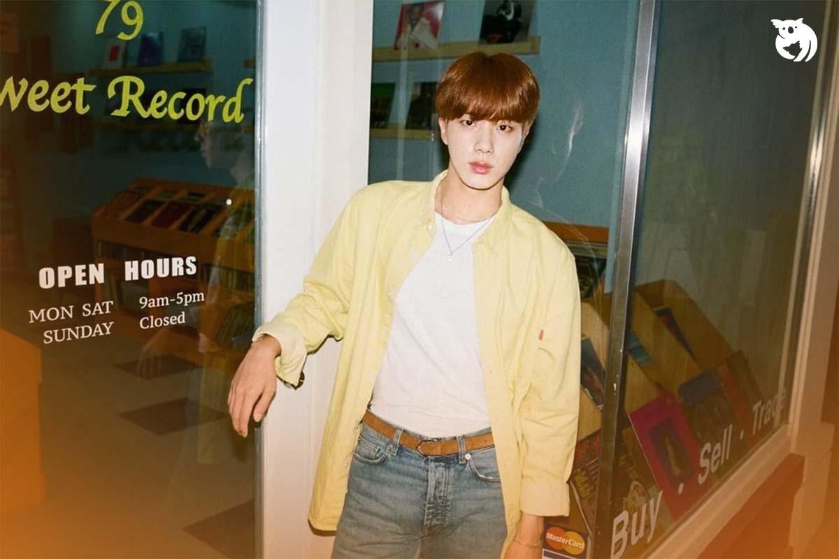 Jin BTS: Profil, Biografi, Fakta Terkini (2021)