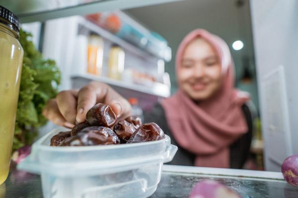 menu takjil buka puasa ramadan
