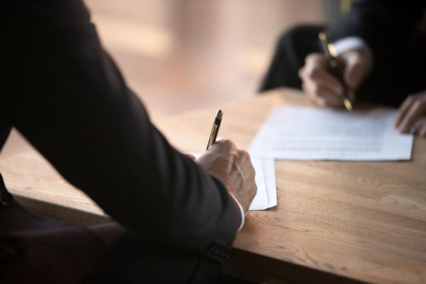 surat perjanjian jual beli resmi