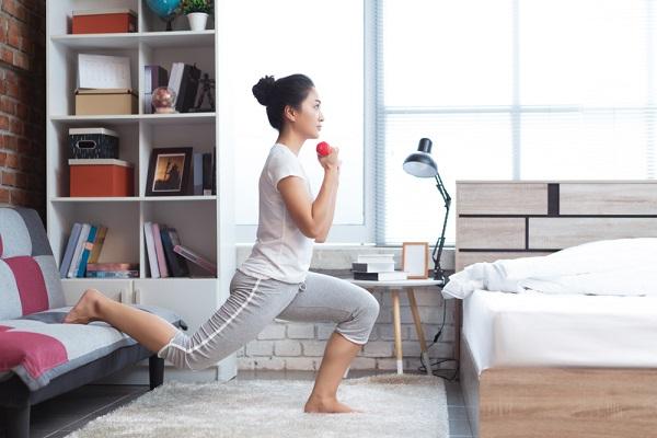 Olahraga Secara Rutin Terutama di Pagi Hari - Cara Menghilangkan Stres untuk Tenangkan Hati dan Pikiran