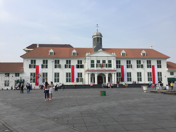 Tempat Wisata di Jakarta Kota Tua