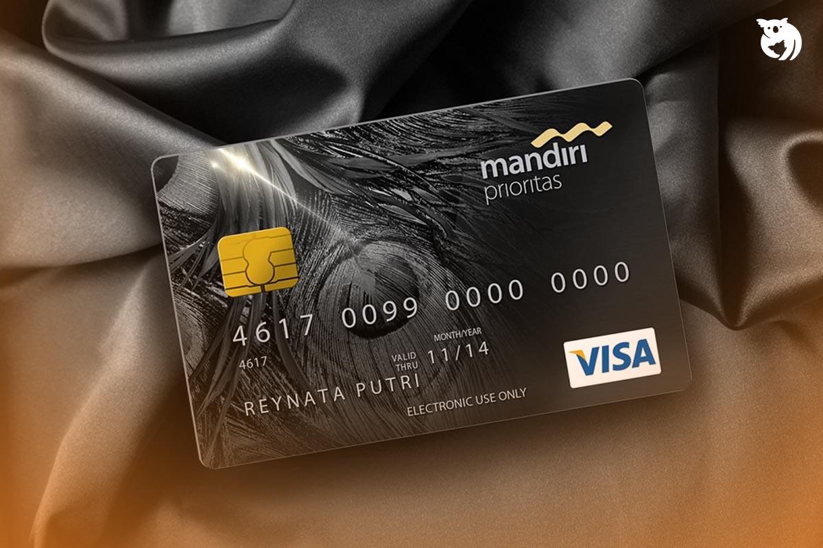 Bunga Kartu Kredit Mandiri: Besaran, Ketentuan, dan Cara Menghitungnya