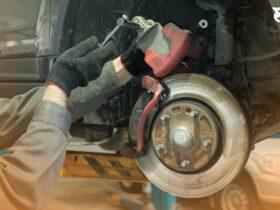 Kapan Harus Mengganti Kampas Rem Mobil? Kenali Ciri-cirinya