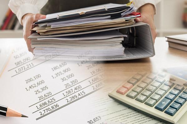 laporan keuangan sederhana untuk perusahaan