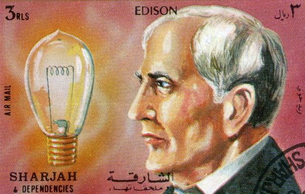 Fakta Thomas Alva Edison