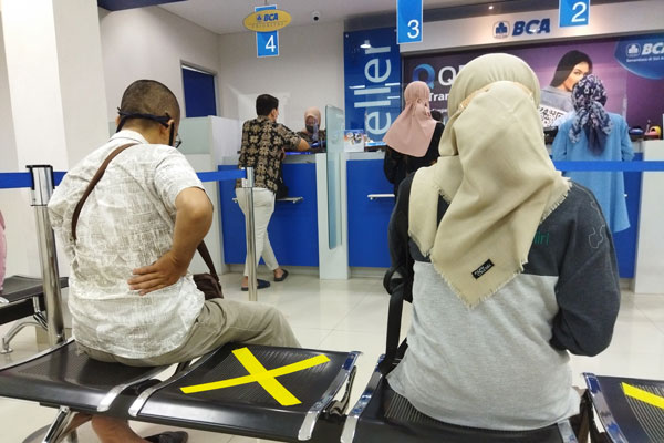 cara menabung di bank bca dengan aman